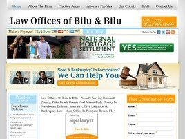 Law Offices of Bilu and Bilu (City Of Sunrise,  FL)