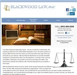 Blackwood Law, PLLC (Manchester,  NH)
