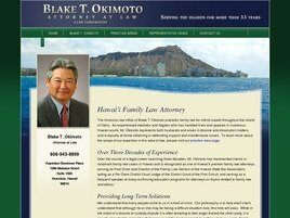 Blake T. Okimoto A Law Corporation (Honolulu,  HI)