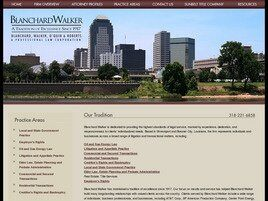 Blanchard, Walker, O'Quin & Roberts A Professional Law Corporation ( Shreveport,  LA )