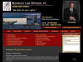 Bleakley Law Offices, P.C. (Grand Rapids, Michigan)