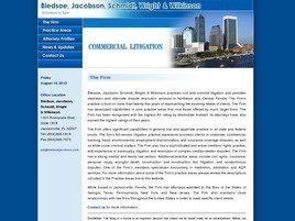 Bledsoe, Jacobson, Schmidt, Wright, Wilkinson & Sussman (Jacksonville, Florida)