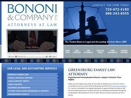 Bononi & Company, P.C. Attorneys at Law ( Greensburg,  PA )