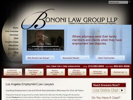 Bononi Law Group, LLP (Los Angeles,  CA)