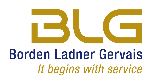 Borden Ladner Gervais LLP ( Toronto,  ON )