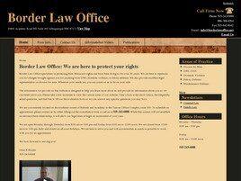 Border Law Office (Albuquerque, New Mexico)
