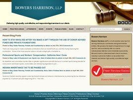 Bowers Harrison, LLP (Evansville, Indiana)