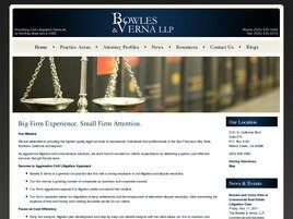 Bowles & Verna LLP ( Walnut Creek,  CA )