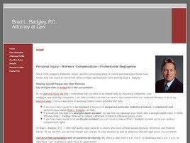Brad L. Badgley Professional Corporation (Marion,  IL)