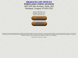 Bradach Law Offices ( Portland,  OR )