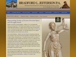 Bradford L. Jefferson, P.A. (Fort Pierce,  FL)