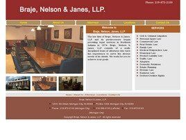 Braje, Nelson and Janes, LLP (Valparaiso,  IN)