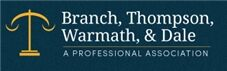 Branch, Thompson, Warmath & Dale A Professional Association ( Jonesboro,  AR )
