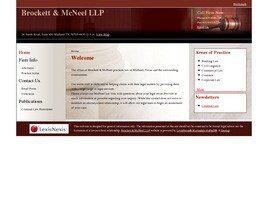 Brockett & McNeel LLP (Midland, Texas)