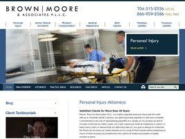 Brown, Moore & Associates, PLLC (Charlotte,  NC)