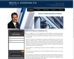 Bruce A. Goodman, P.A. (City Of Sunrise,  FL)