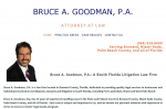 Bruce A. Goodman, P.A. (Broward Co.,   FL )