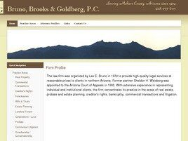 Bruno, Brooks & Goldberg, P.C. (Kingman,  AZ)