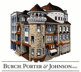 Burch, Porter & Johnson, PLLC (Memphis,  TN)