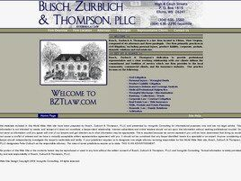Busch, Zurbuch & Thompson, PLLC ( Weston,  WV )