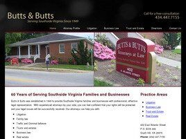Butts & Butts(South Hill, Virginia)