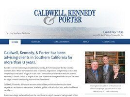 Caldwell Kennedy & Porter A Professional Corporation (Riverside,  CA)