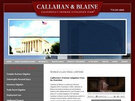 Callahan & Blaine A Professional Law Corporation (Santa Ana,  CA)
