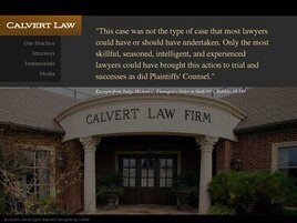 Calvert Law Firm ( Oklahoma City,  OK )
