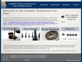 Campbell, Warburton, Fitzsimmons, Smith, Mendell & Pastore A Professional Corporation (San Jose, California)