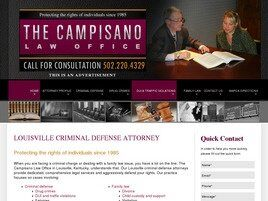 The Campisano Law Office (Shepherdsville,  KY)