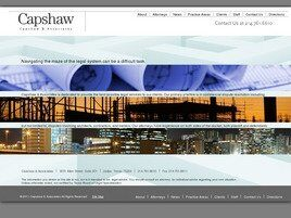 Capshaw & Associates ( Dallas,  TX )