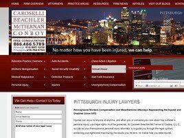 Caroselli, Beachler, McTiernan & Conboy, LLC(Philadelphia, Pennsylvania)