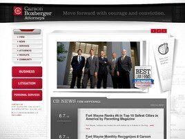 Carson Boxberger LLP ( Bloomington,  IN )