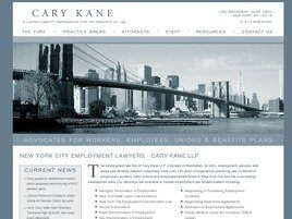 Cary Kane LLP ( New York,  NY )