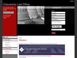 Cascarano Law Office (Minneapolis,  MN)