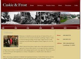 Caskie & Frost A Professional Corporation ( Lynchburg,  VA )