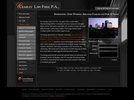 Cearley Law Firm, P.A. ( Little Rock,  AR )
