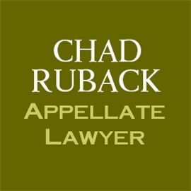 Chad Ruback, Appellate Lawyer (Dallas, Texas)