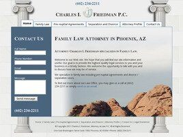 Charles I. Friedman, Attorney at Law, P.C. ( Phoenix,  AZ )