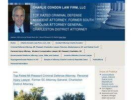 Charlie Condon Law Firm, LLC (Mount Pleasant,  SC)