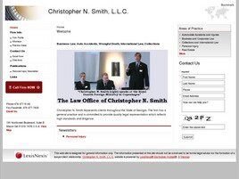 Christopher N. Smith, L.L.C. (Macon,  GA)