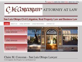 Claire M. Corcoran Attorney at Law (Adelaide,  CA)
