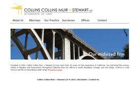 Collins, Collins, Muir + Stewart LLP (Orange,  CA)
