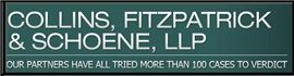 Collins, Fitzpatrick & Schoene, LLP (Queens Co.,   NY )