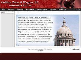 Collins, Zorn & Wagner, P.C. (Oklahoma City, Oklahoma)