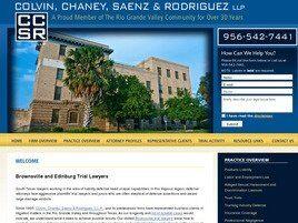 Colvin, Chaney, Saenz & Rodriguez, L.L.P. (Brownsville, Texas)