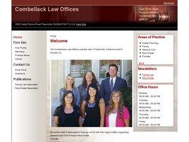 Combellack Law Offices ( Placerville,  CA )