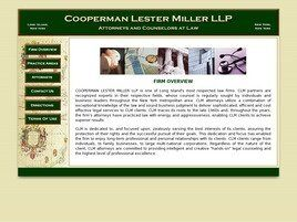 Cooperman Lester Miller Carus LLP (New York,  NY)