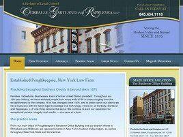 Corbally, Gartland and Rappleyea, LLP (Poughkeepsie, New York)