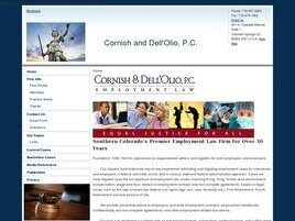 Cornish & Dell'Olio, P.C. (Colorado Springs,  CO)
